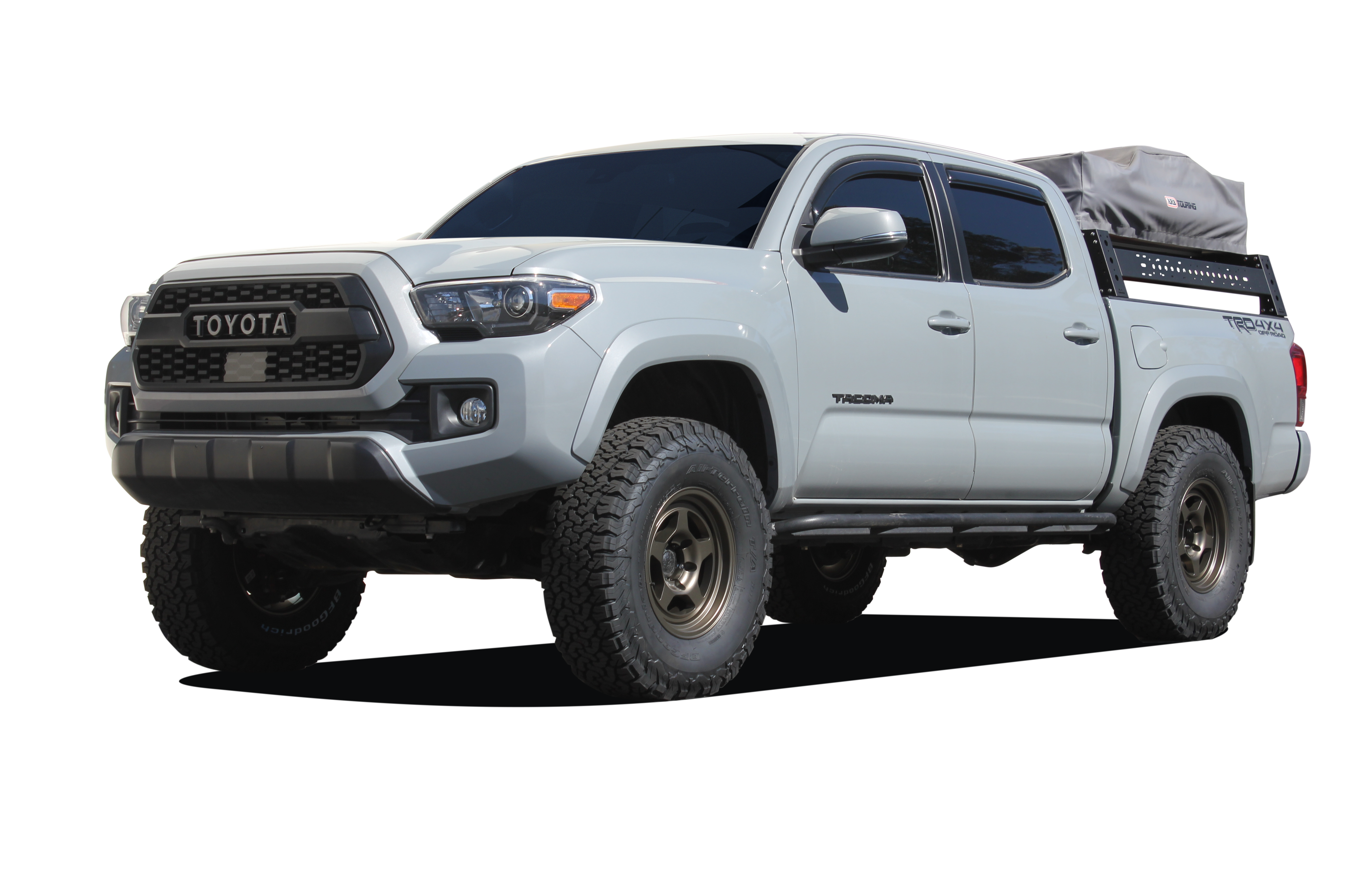 Product Releases - 2016-19 TOYOTA TACOMA - PRO-TRUCK | Performance