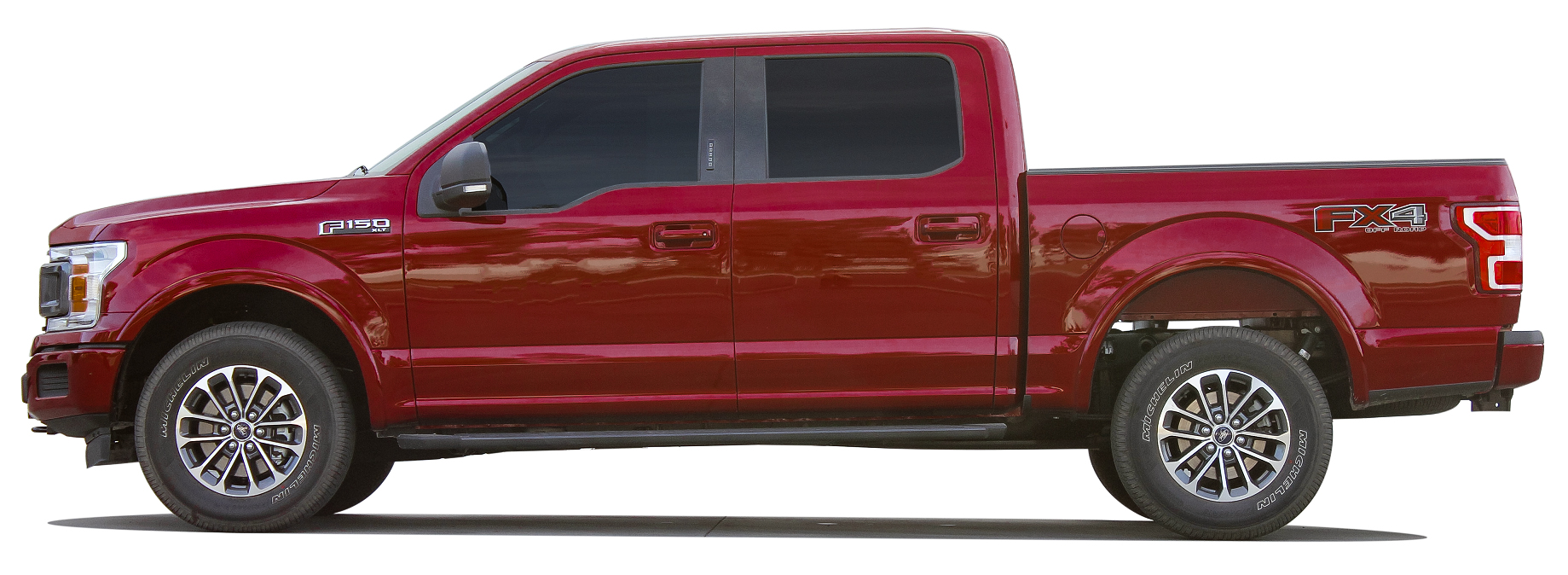 Ford F150 Before Lift Kit