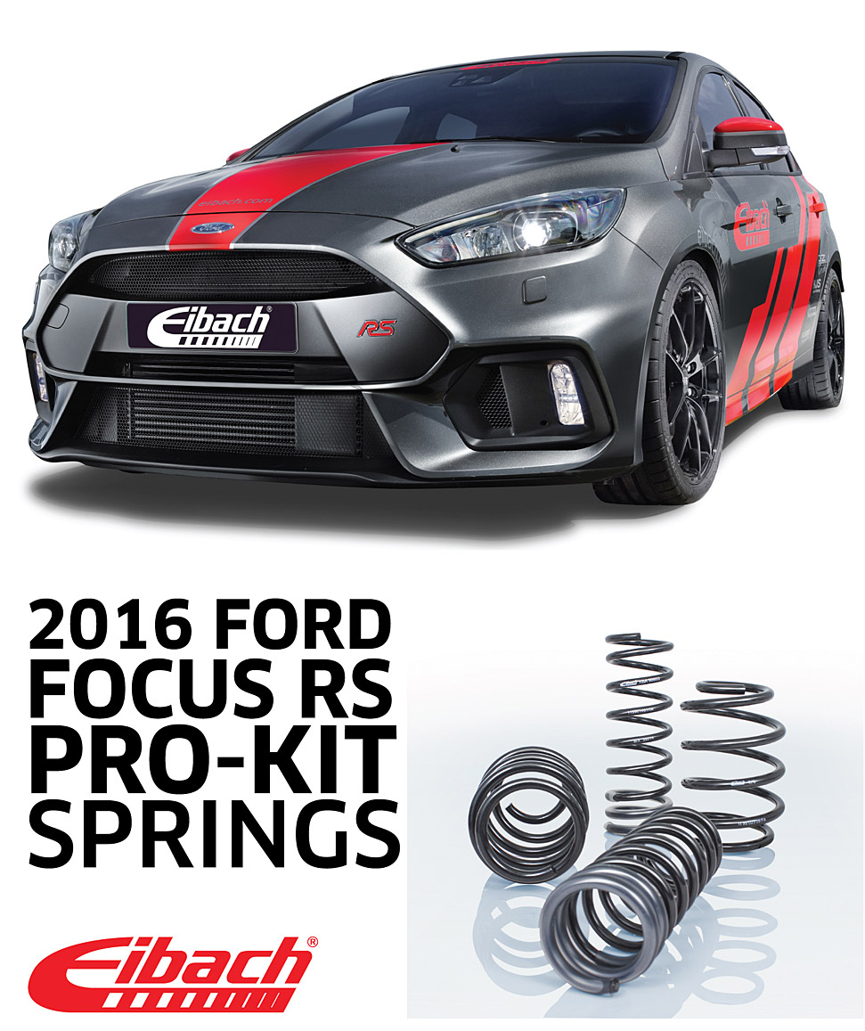 Product Releases  Ford Focus Rs Pro Kit