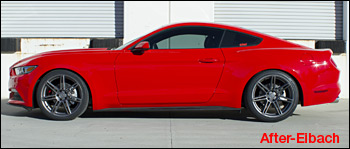 SPORTLINE - NEW 2015-UP FORD MUSTANG ECOBOOST AND V6
