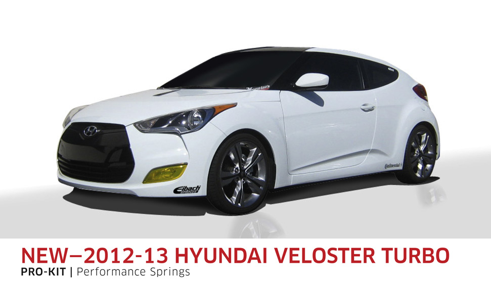 Product Releases 2012 13 Hyundai Veloster Turbo Pro Kit