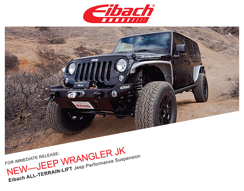 Eibach 2894.980 All-Terrain Lift Kit