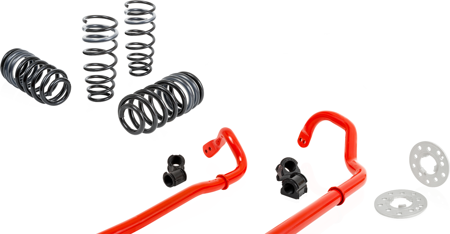 Eibach Porsche 991 suspension kit