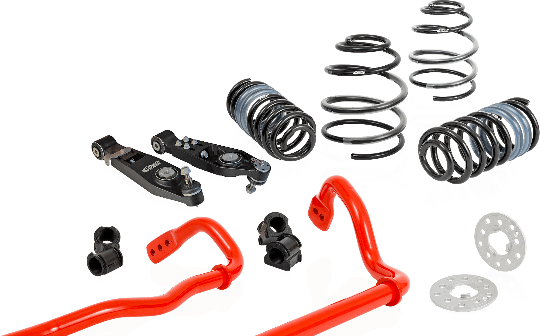 Eibach Porsche 997 suspension kit