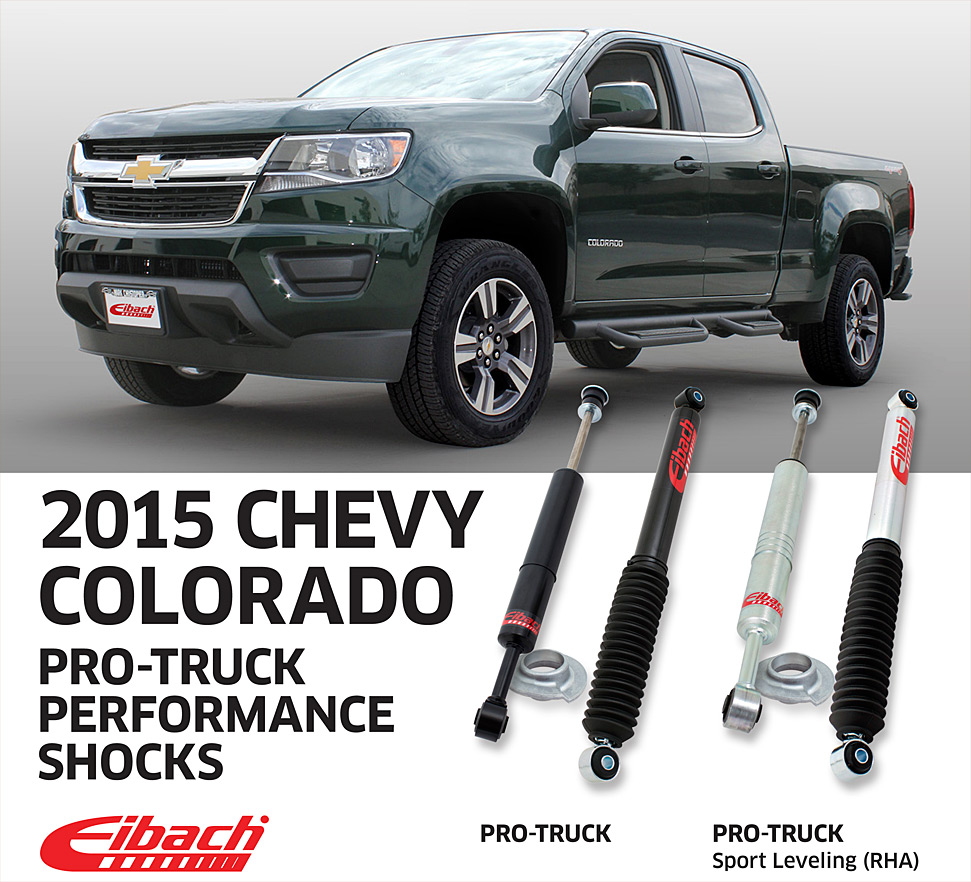 Chevy Colorado Springs Replacement