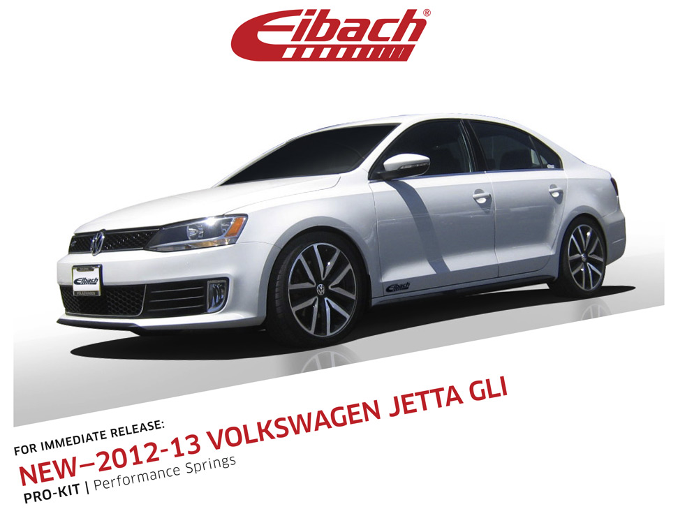 product releases 2012 13 volkswagen jetta gli pro kit. Black Bedroom Furniture Sets. Home Design Ideas