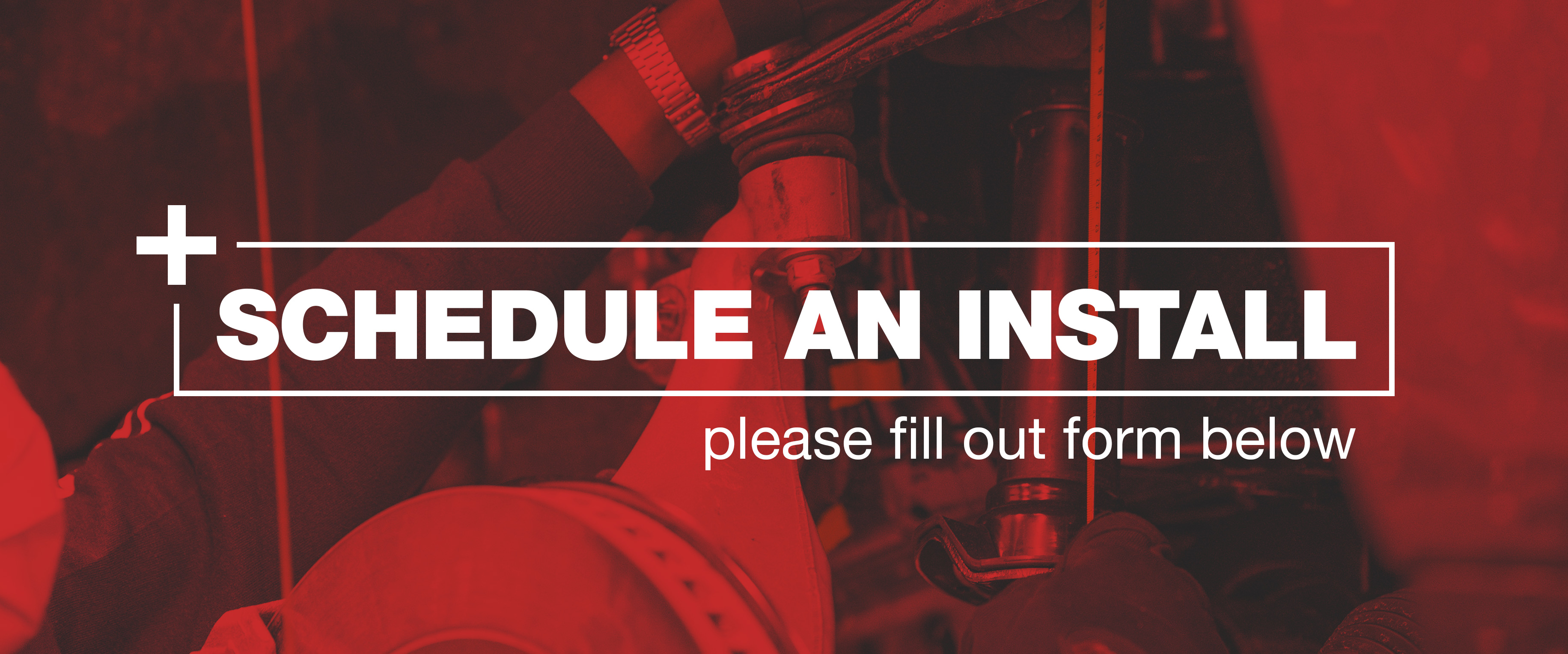 Schedule Your Install at Eibach