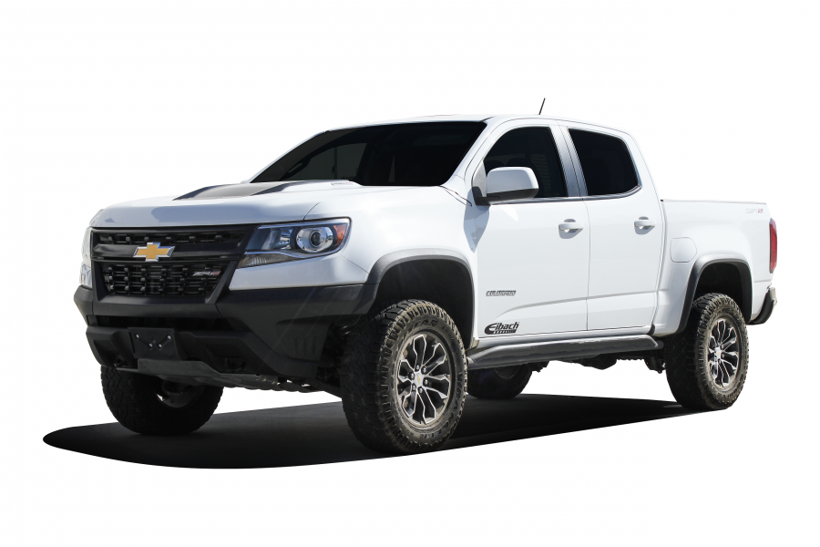 Product Releases - 2017-2018 CHEVY COLORADO ZR2 DIESEL