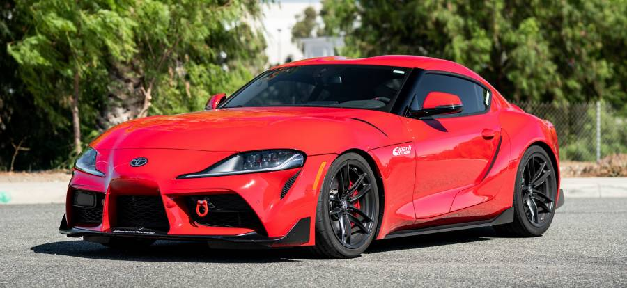Product Releases - 2020 Toyota GR Supra