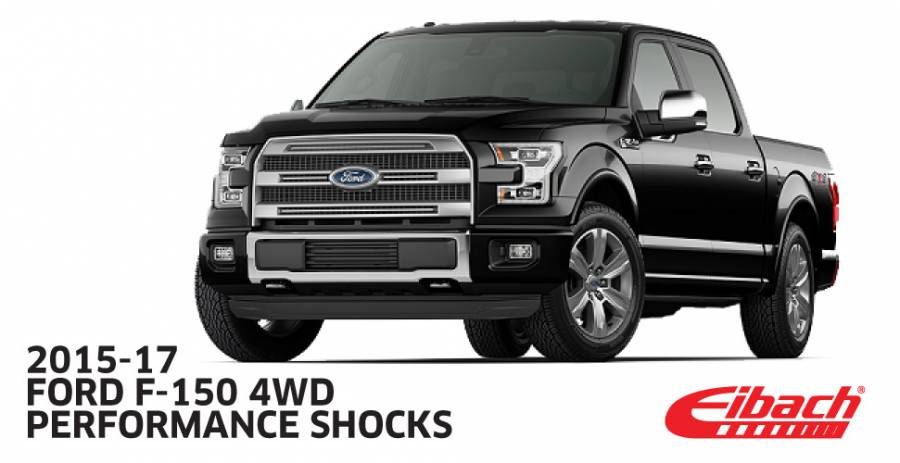 Product Releases - 2015-2017 FORD F-150 4WD - PRO-TRUCK