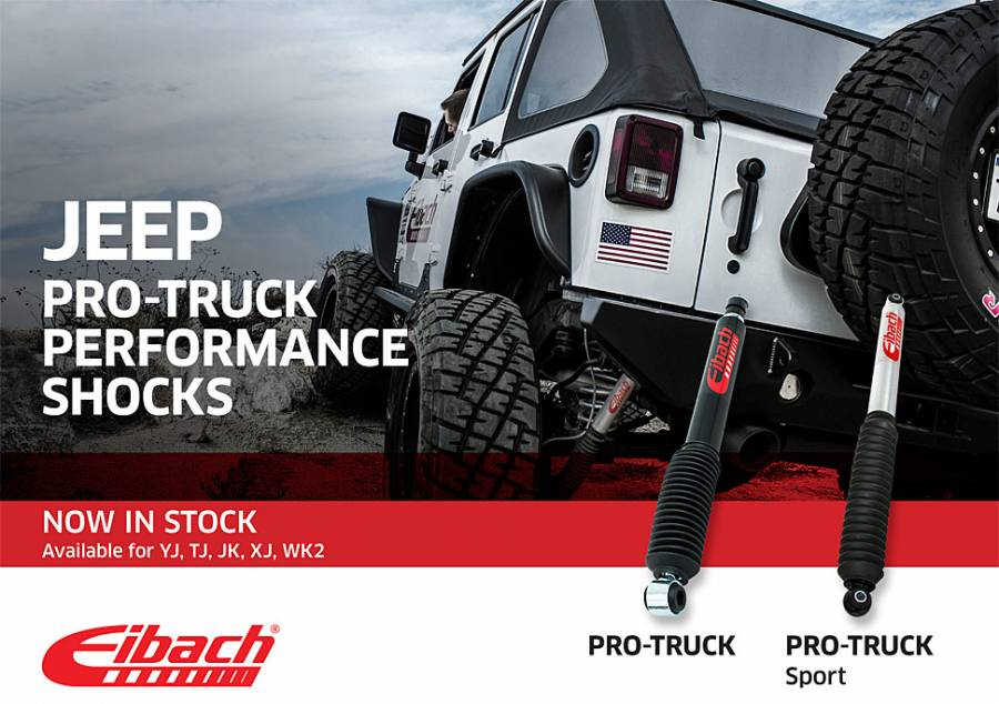Product Releases - PRO-TRUCK Shocks Jeep2015-UP LEXUS RC350 - PRO-KIT