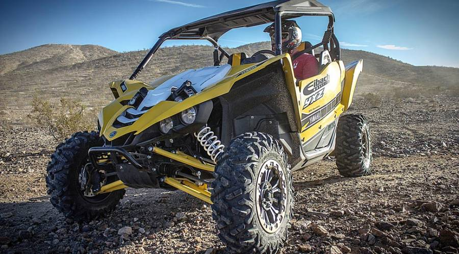 Product Releases - YAMAHA YXZ1000R - PRO-UTV | Performance Spring Systems