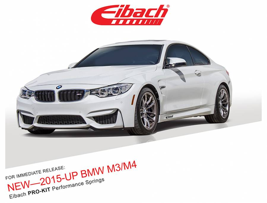 Product Releases - PRO-KIT - 2015-UP BMW M3/M4