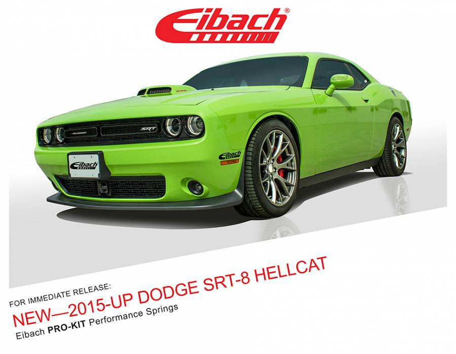 Product Releases - PRO-KIT - 2015-UP DODGE SRT-8 HELLCAT