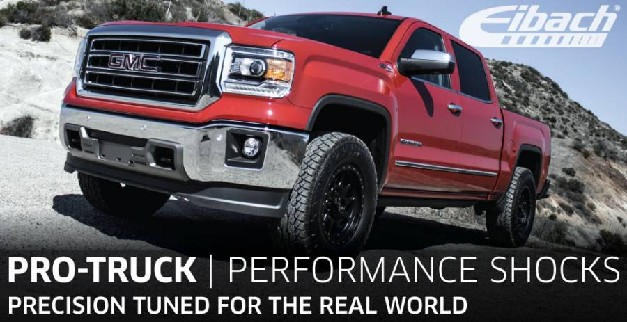 Product Releases - PRO-TRUCK Sport shocks