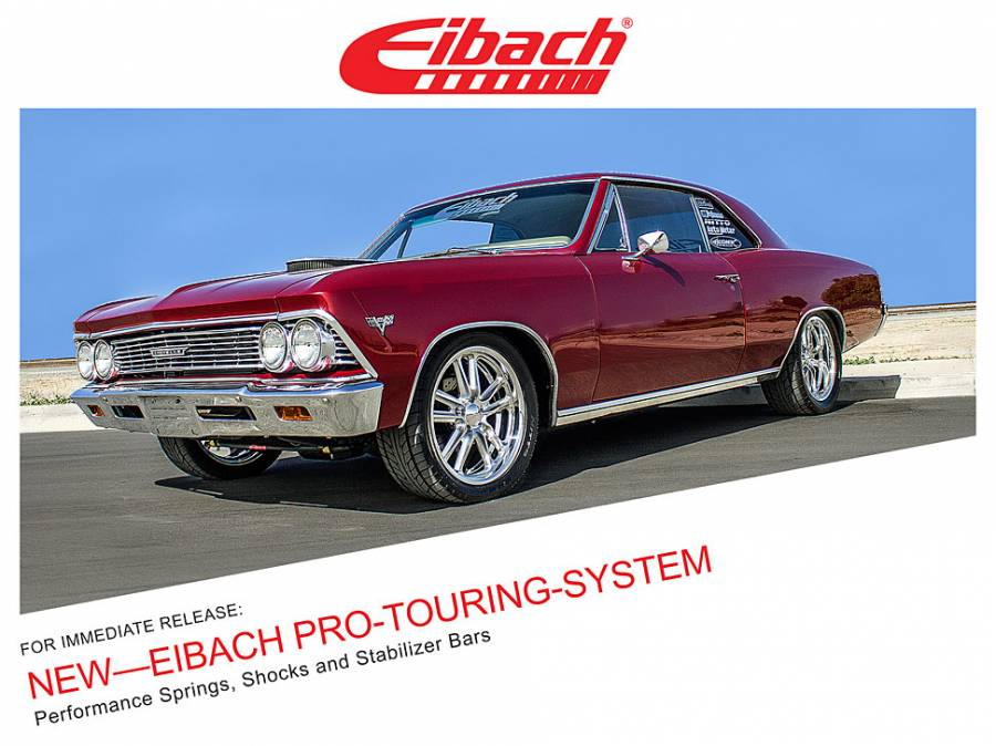 Product Releases - EIBACH PRO-TOURING-SYSTEM - Performance Springs, Shocks and Stabilizer Bars