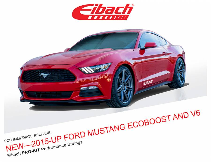 Product Releases - PRO-KIT - 2015-UP FORD MUSTANG ECOBOOST AND V6