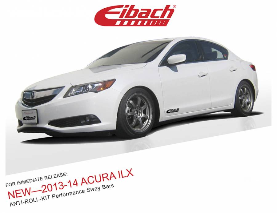 Product Releases - 2013-14 ACURA ILX - ANTI-ROLL-KIT