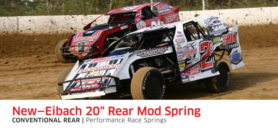 "Product Releases - 20"" REAR MOD SPRING"