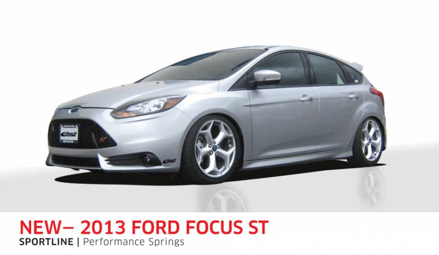 Product Releases - 2013 FORD FOCUS ST - SPORTLINE