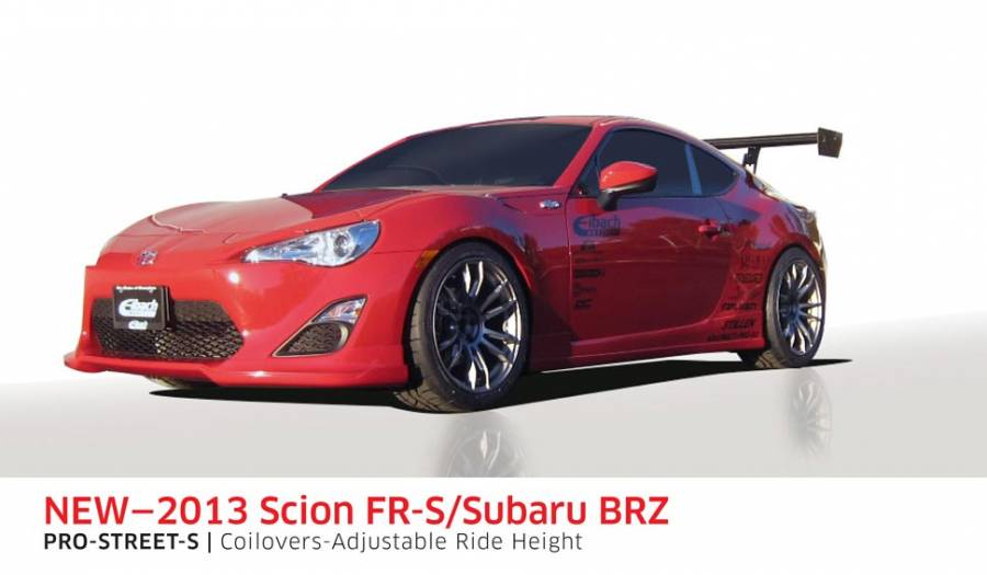 Product Releases - 2013 Scion FR-S/Subaru BRZ - PRO-STREET-S