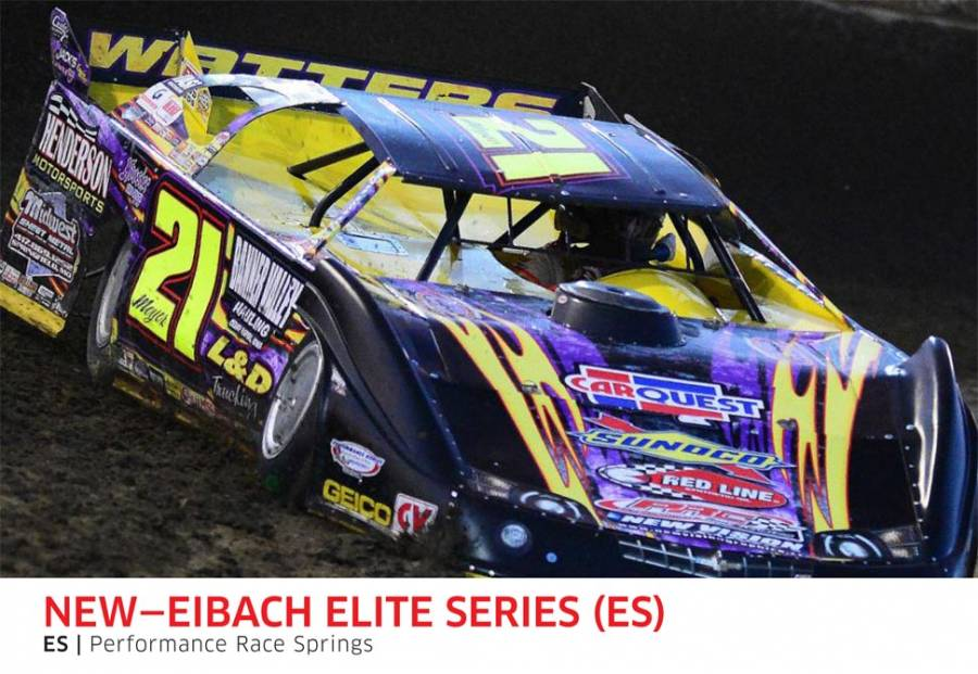 Product Releases - EIBACH ELITE SERIES (ES)