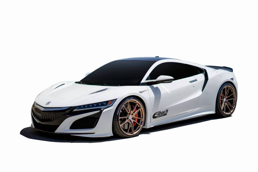 Product Releases - 2018 ACURA NSX