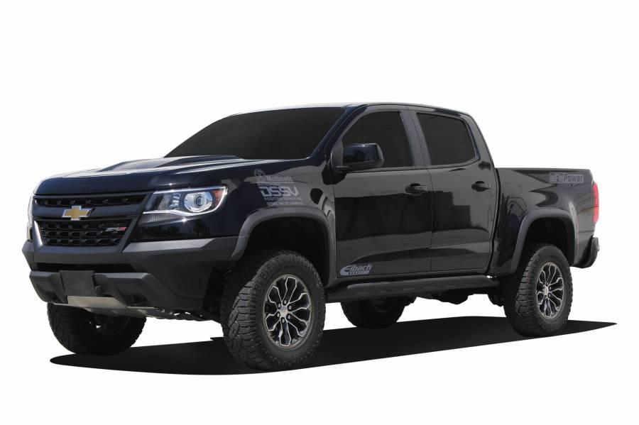 Product Releases - 2018 CHEVY COLORADO ZR2