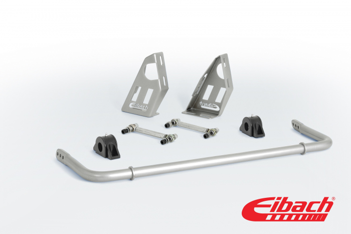 PRO-UTV - Rear Anti-Roll Bar (Rear Sway Bar + Brace + Endlinks)