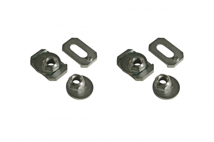 PRO-ALIGNMENT Camber Plate/Nut Kit