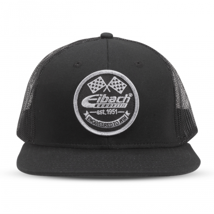 HAT Eibach Vintage Trucker - Black