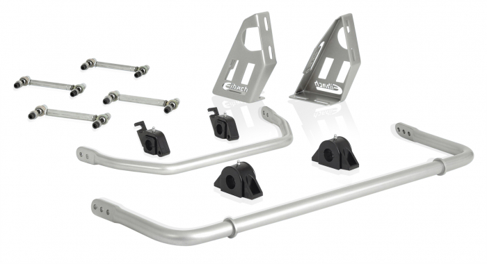 PRO-UTV - Adjustable Anti-Roll Bar Kit (Front and Rear + Brace + Endlinks)