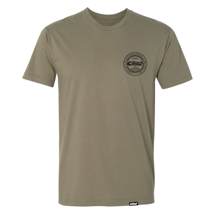 Apparel & Accessories - T-SHIRT Eibach Offroad - Olive