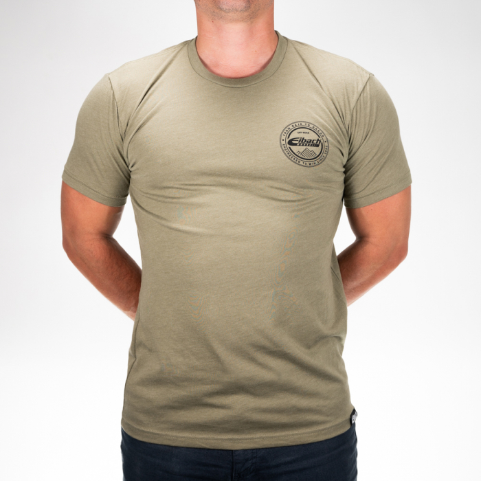 T-SHIRT Eibach Offroad - Olive - Image 4