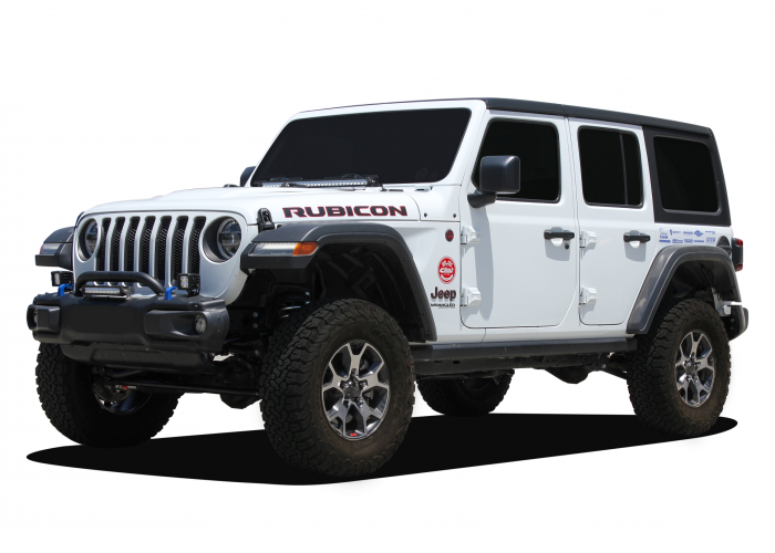 Product Releases - 2019 Jeep Rubicon JL
