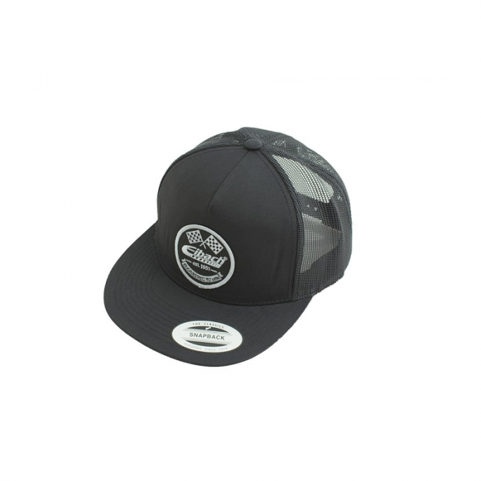 Apparel - Headwear - HAT Eibach Vintage Trucker - Black