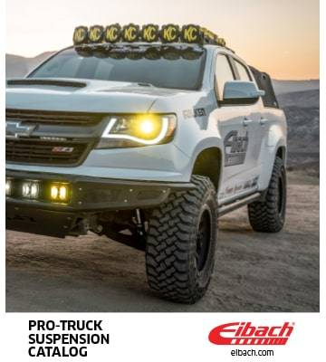 PRO-TRUCK Suspension Systems Catalog