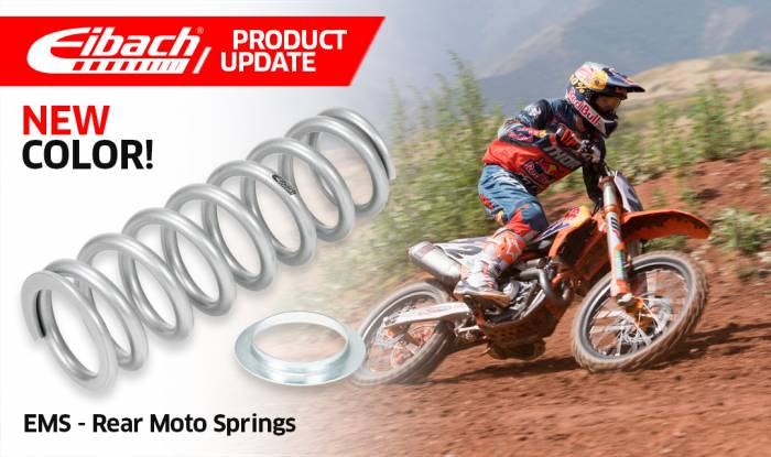 Product Releases - EMS Moto Springs Color Change