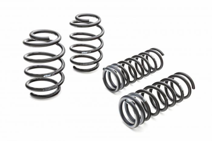 CAR | TRUCK | SUV - SMART - PRO-KIT Performance Springs (Set of 4 Springs)