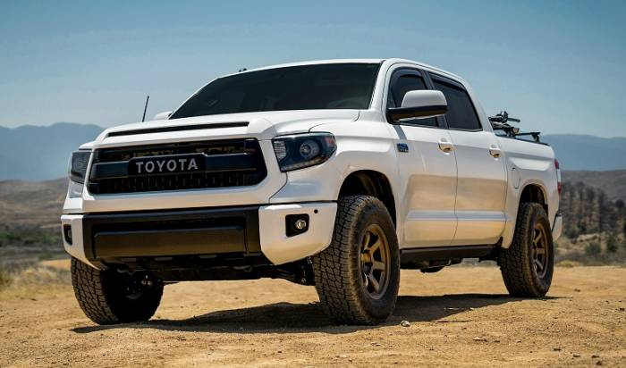 Product Releases - 2016+ Toyota Tundra 2WD/4WD