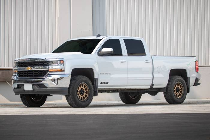 Product Releases - 2014-2018 Chevrolet Silverado 2WD/4WD