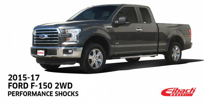 Product Releases  - 2015-2017 FORD F-150 2WD - PRO-TRUCK