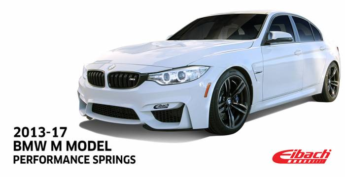 Product Releases  - 2013-17 BMW M MODEL | Performance Springs