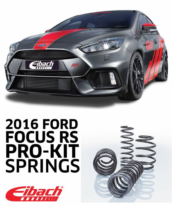Product Releases  - 2016 FORD FOCUS RS - PRO-KIT