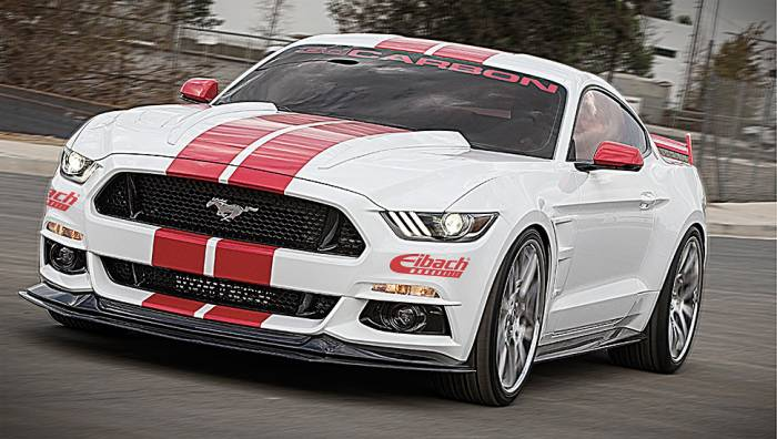 Product Releases - FORD MUSTANG - PRO-STREET-S | Coil-Over Kit