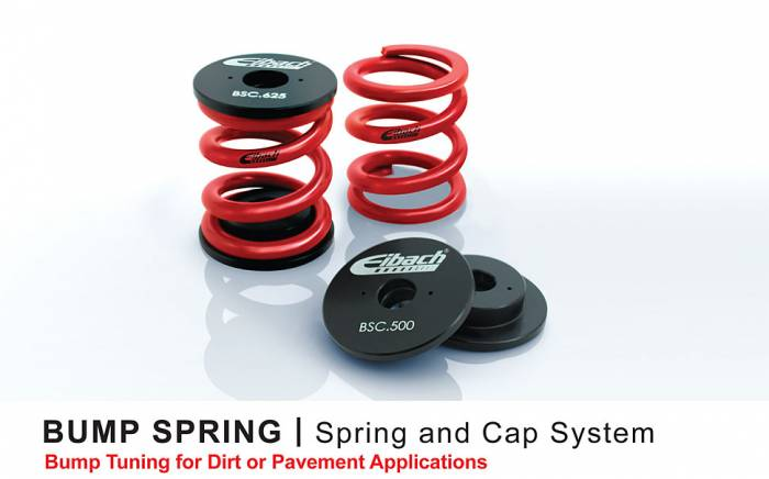 Product Releases - BUMP SPRING | Spring and Cap System