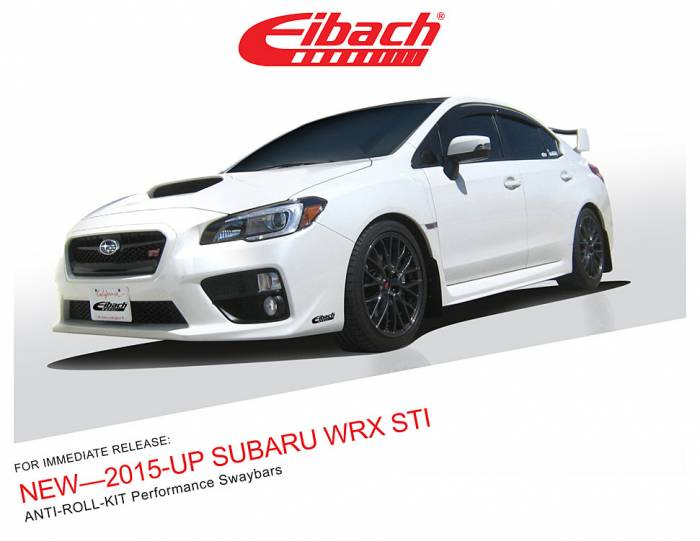 Product Releases - ANTI-ROLL-KIT - 2015-UP SUBARU WRX STI