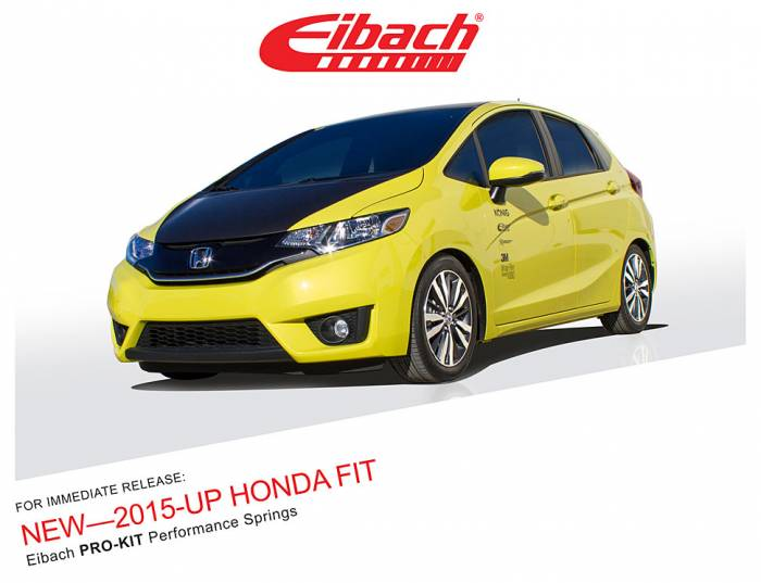 Product Releases - PRO-KIT - 2015-UP HONDA FIT