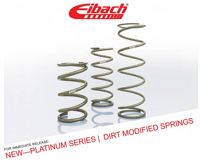 Product Releases - PLATINUM SERIES | DIRT MODIFIED SPRINGS - Full Line of Platinum Fronts and Rears Now Available