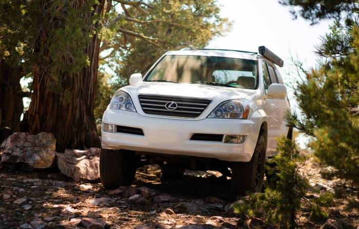 Product Releases - 2003-2009 LEXUS GX470
